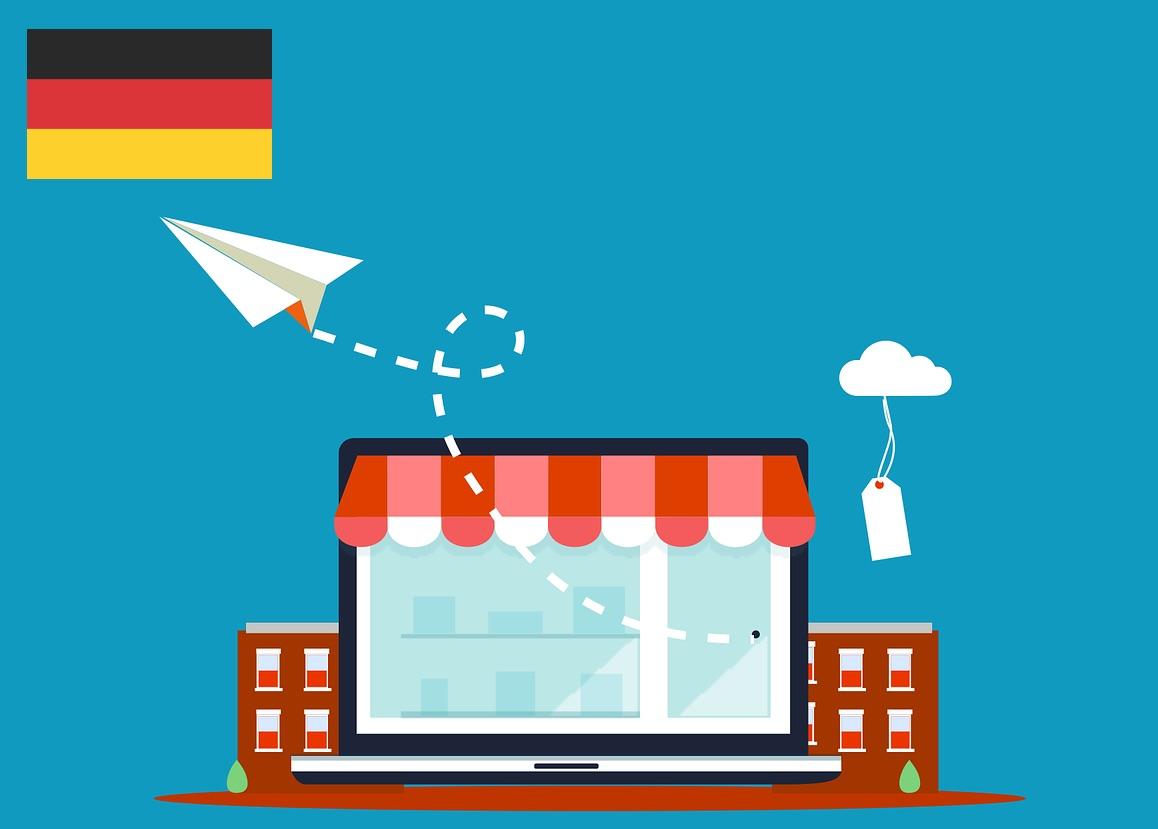 Webshop indítása Németországban